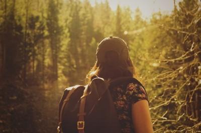 Hiker.
